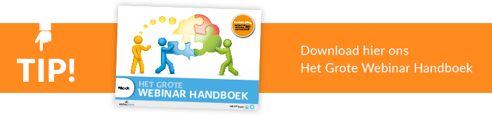 Ebook Het Grote Webinar Handboek download button