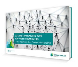 externe communicatie eBook